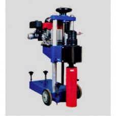 CORE DRILLING + Diamond Core Bit ( Asphalt / Concrete Core Drill Machine)